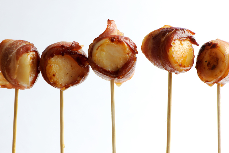 Scallop pops