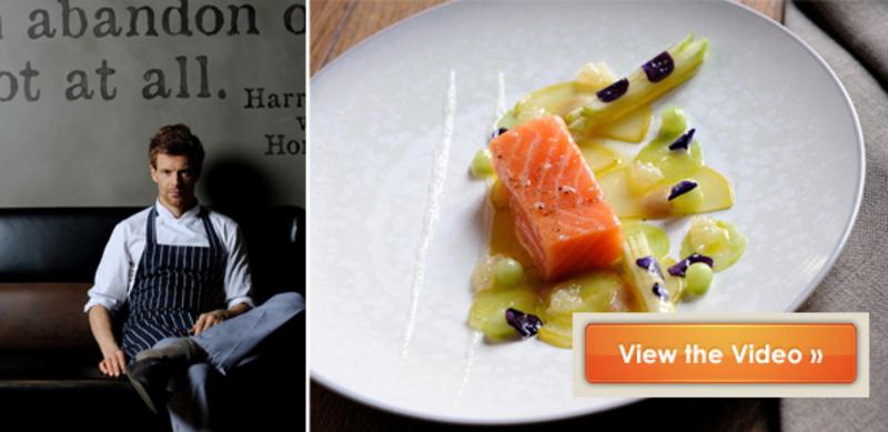 Tom Aikens Tom S Kitchen Aikens Chelsea London Chef