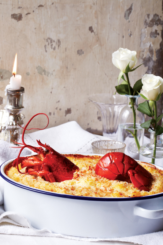 Eyes to the Sky' Posh Fish Pie