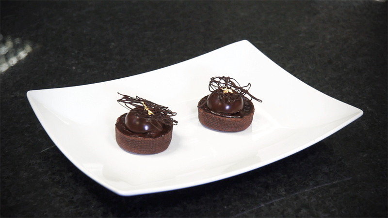 Chocolate Tartlet by Beverley Dunkley - 1