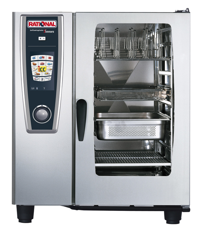 The latest RATIONAL SelfCookingCenter® 5 Senses overview