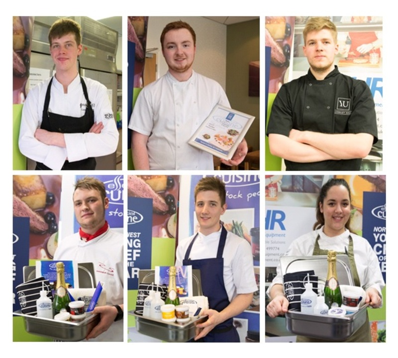 Finalists Unveiled for 2016 North West Young Chef Showdown