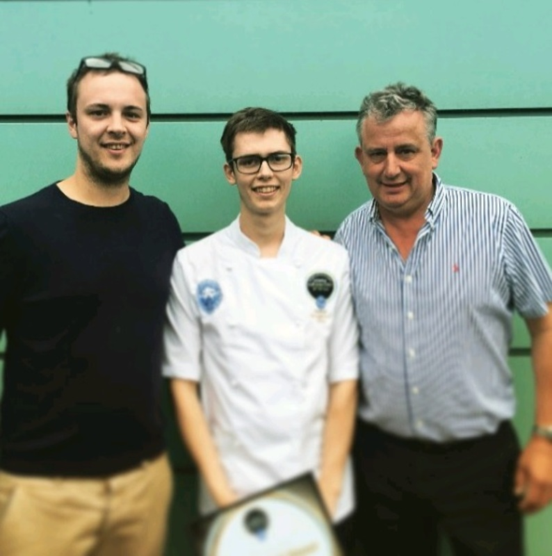 2015 North West Young Chef Champ Cooks His Way to the National