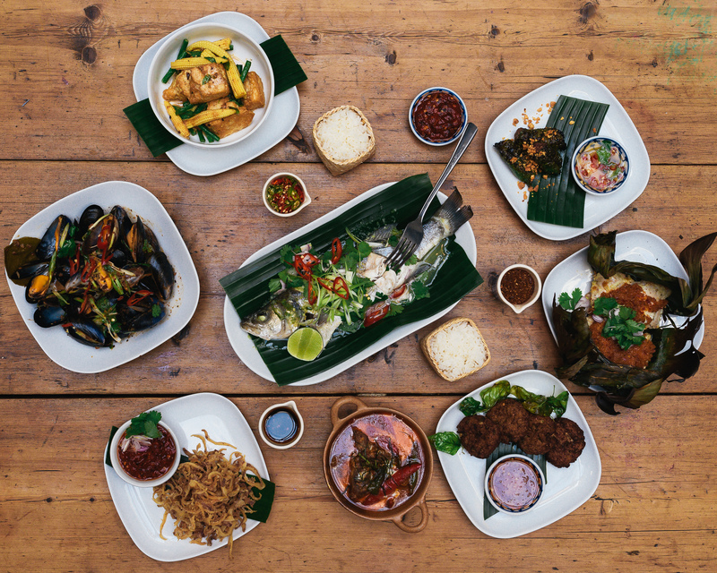TEM BAN BRINGS FRESH TAKE ON TRADITIONAL THAI FOOD TO THE KING & CO - 1