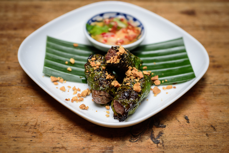 TEM BAN BRINGS FRESH TAKE ON TRADITIONAL THAI FOOD TO THE KING & CO - 2