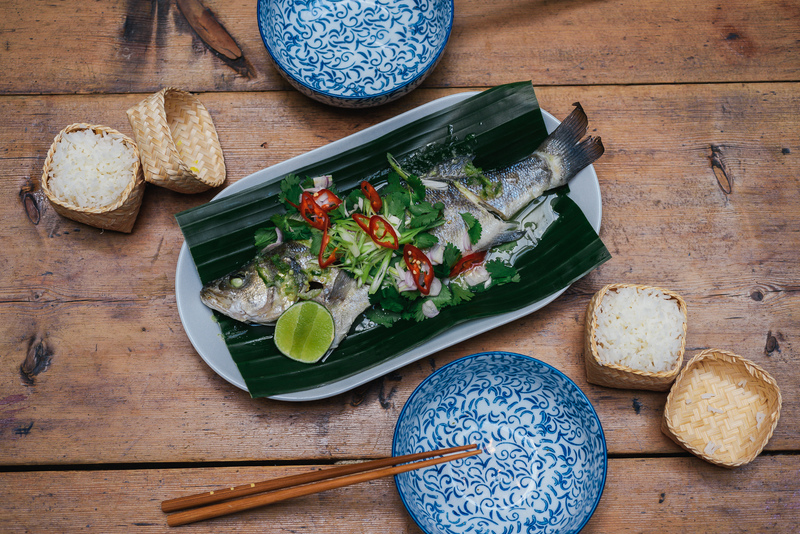 TEM BAN BRINGS FRESH TAKE ON TRADITIONAL THAI FOOD TO THE KING & CO - 7