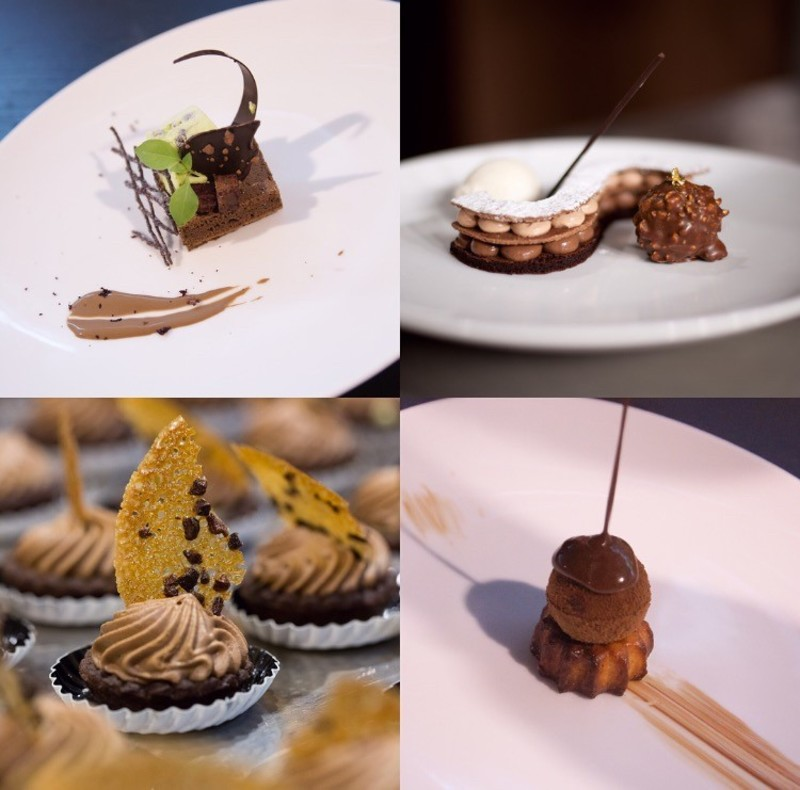 Judges and Prizes Announced for The First Ever UK Chocolate Dessert of the Year Competition