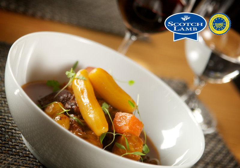 Navarin of Scotch Lamb by The Honours in association with Quality Meat Scotland. Photography by Guy Hinks.