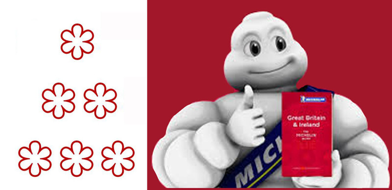 The full list of Michelin stars in the Michelin Guide UK