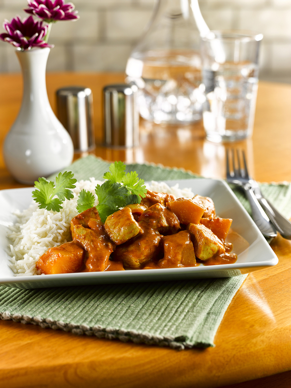 Chicken Caribbean Curry