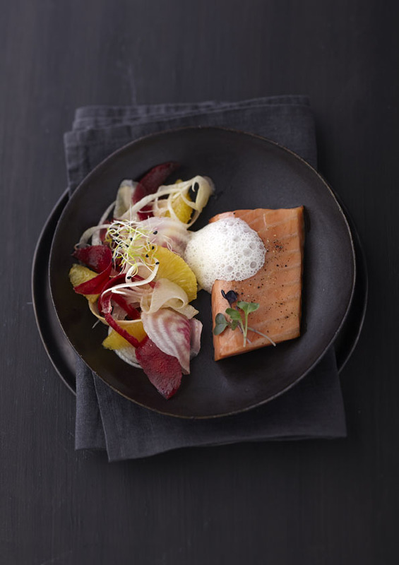 ​Confit Scottish Salmon