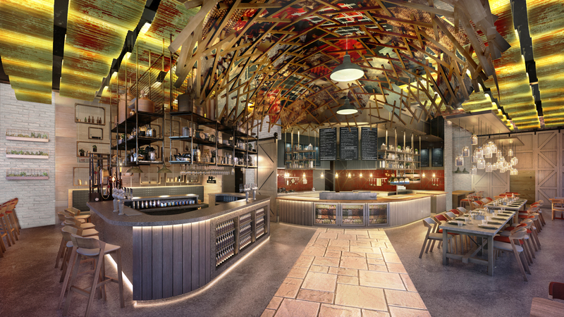 INTRODUCING DUCK & WAFFLE LOCAL! - 2