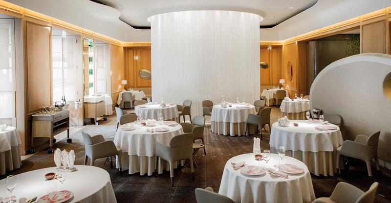 Alain Ducasse to showcase vegetarian menu at three Michelin starred,  Alain Ducasse at The Dorchester for National Vegetarian Week - 1