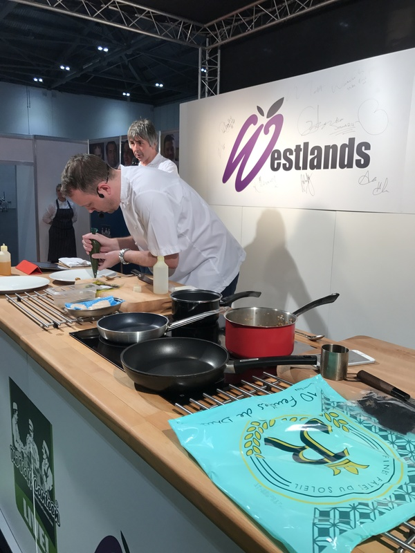 The Staff Canteen Live at IFE 2017