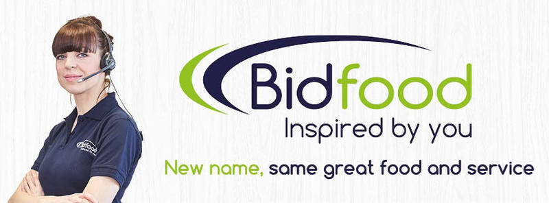 We've renamed to Bidfood!