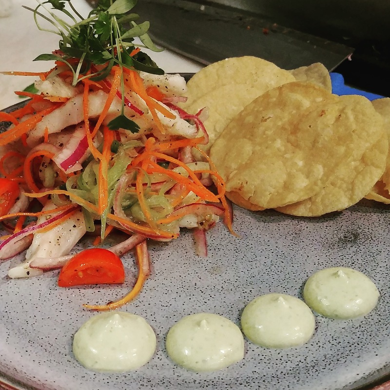 Rock Fish Ceviche