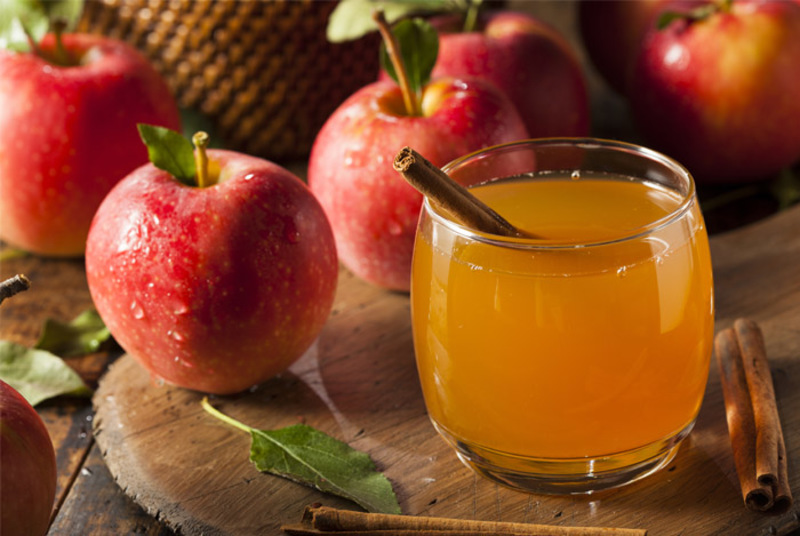 Apple cider's decline
