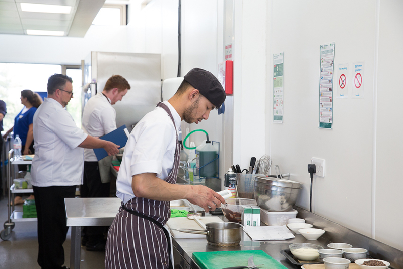 Thomas Reeves, L'Enclume Protégé Scoops 2017 North West Young Chef Crown - 5