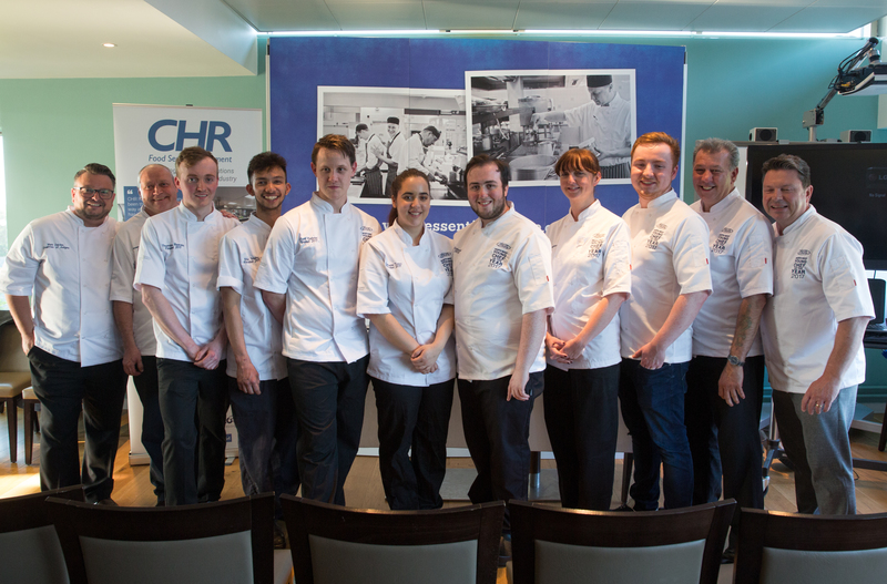 Thomas Reeves, L'Enclume Protégé Scoops 2017 North West Young Chef Crown - 7