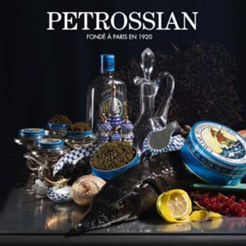 Caviar Petrossian is now based in the UK