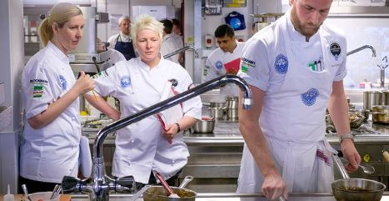 The Craft Guild of Chefs reveal 10 interesting facts about Le Cordon Bleu ahead of the National Chef of the Year and Young National Chef of the Year semi finals - 1