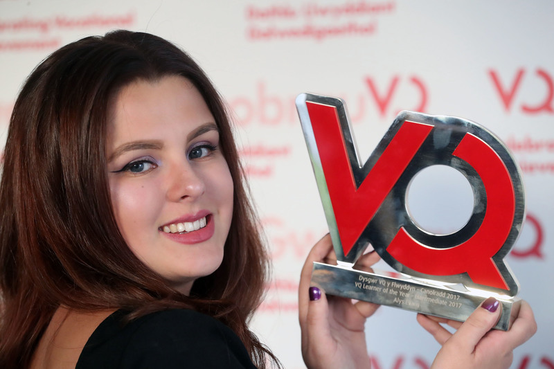 VQ Award is a piece of cake for talented baker Alys