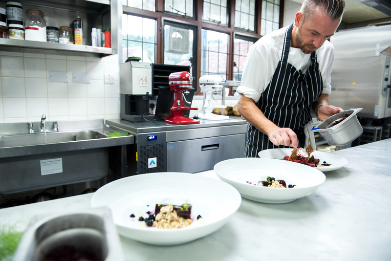 Mid Wales chef becomes TV star on Great British Menu - 1