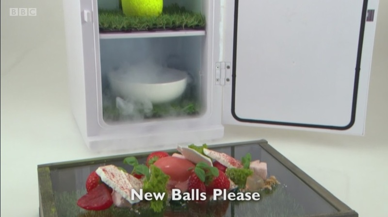 New Balls Please - my recipe for Great British Menu 2017
