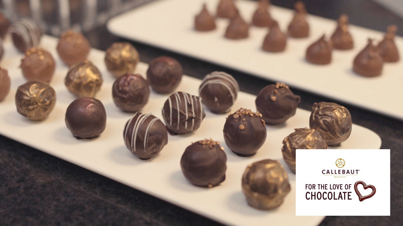 Chocolate Truffles by Julie Sharp - 1