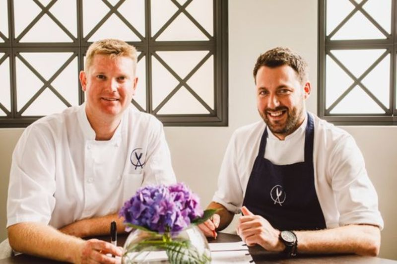 Tom Shepherd has been appointed head chef of Michelin starred restaurant Adam's