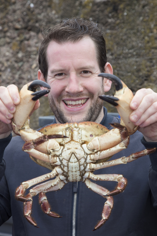 Leading Chefs visit Scotland's East Coast for Spectacular Seafood Journey