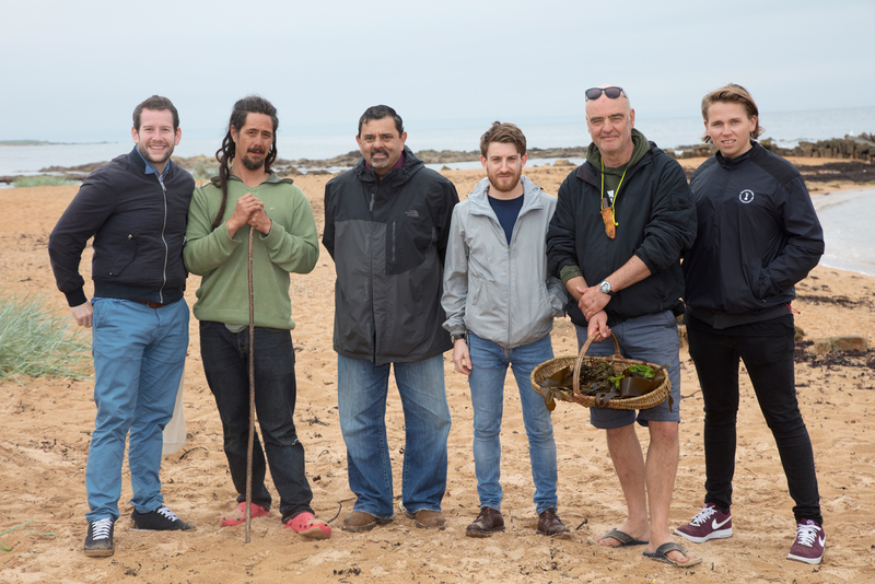 Leading Chefs visit Scotland's East Coast for Spectacular Seafood Journey - 12