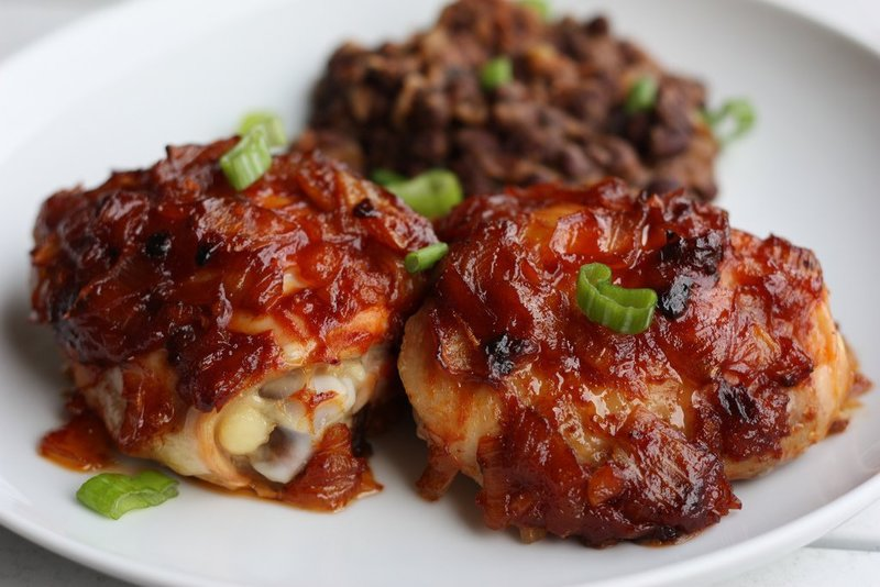 Caramelised Chipotle Chicken