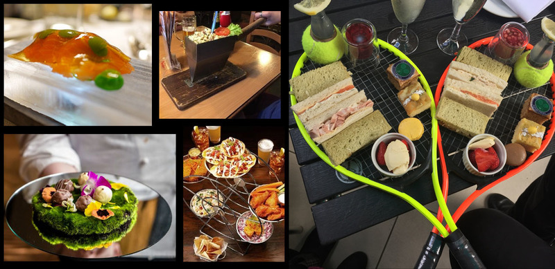 Who needs plates? 13 quirky ways to serve food!