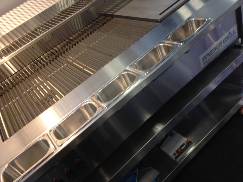 Synergy Grill MK2 unveiled... - 1