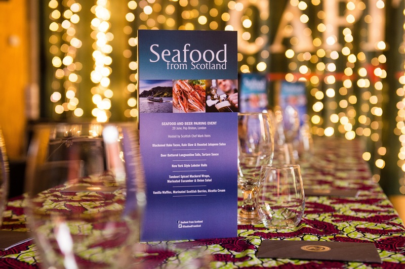 World Street Feast - Scottish Seafood and craft beer pairing…who knew it could taste so good! - 5
