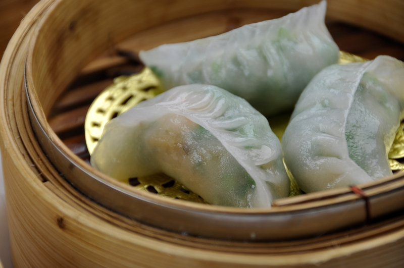 Recipe: Royal China's Chicken & Chive Dumplings