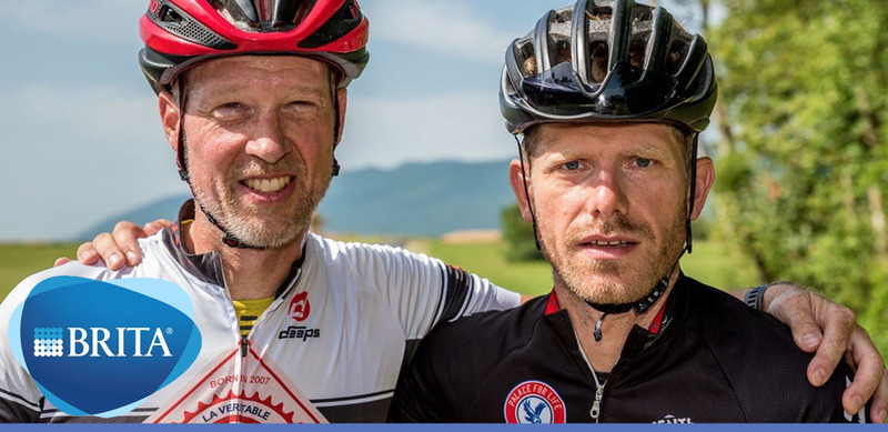 Hayden Groves on his new recipe book,  charity cycle ride and BRITA Professional