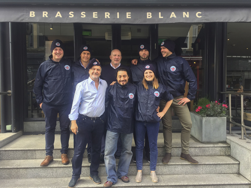 Brasserie Bar Co Team to Climb Mont Blanc In Aid of the Tim Bacon Foundation and The Christie Hospital
