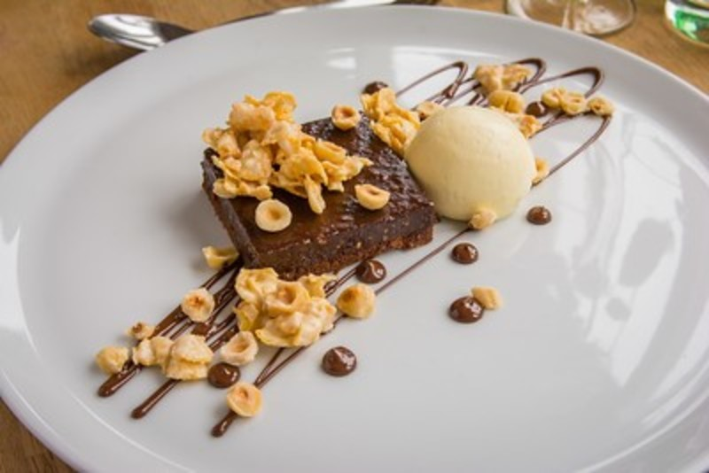 Chocolate Pavé