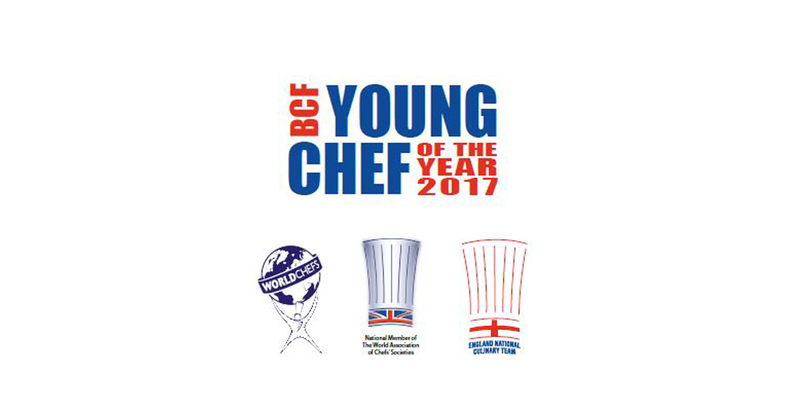 BCF Young Chef of the Year 2017 finalists announced
