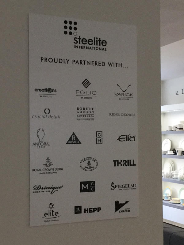 Come and check out our amazing partner brands at #SteeliteLondon