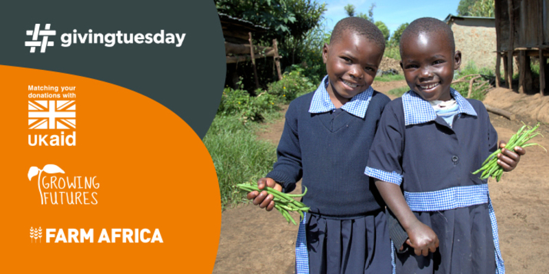 Farm Africa rallies support on #GivingTuesday