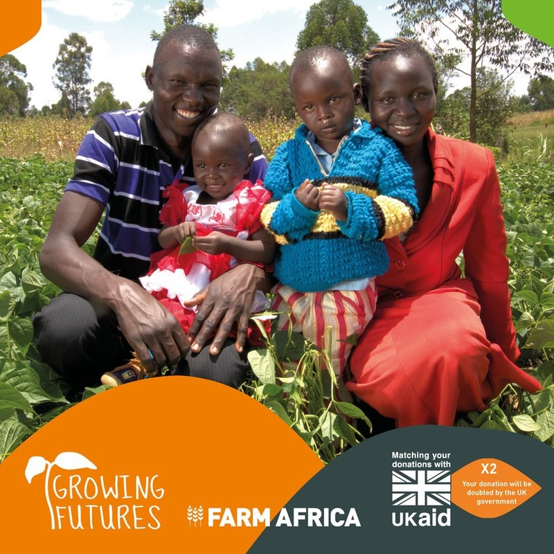 Farm Africa rallies support on #GivingTuesday - 1