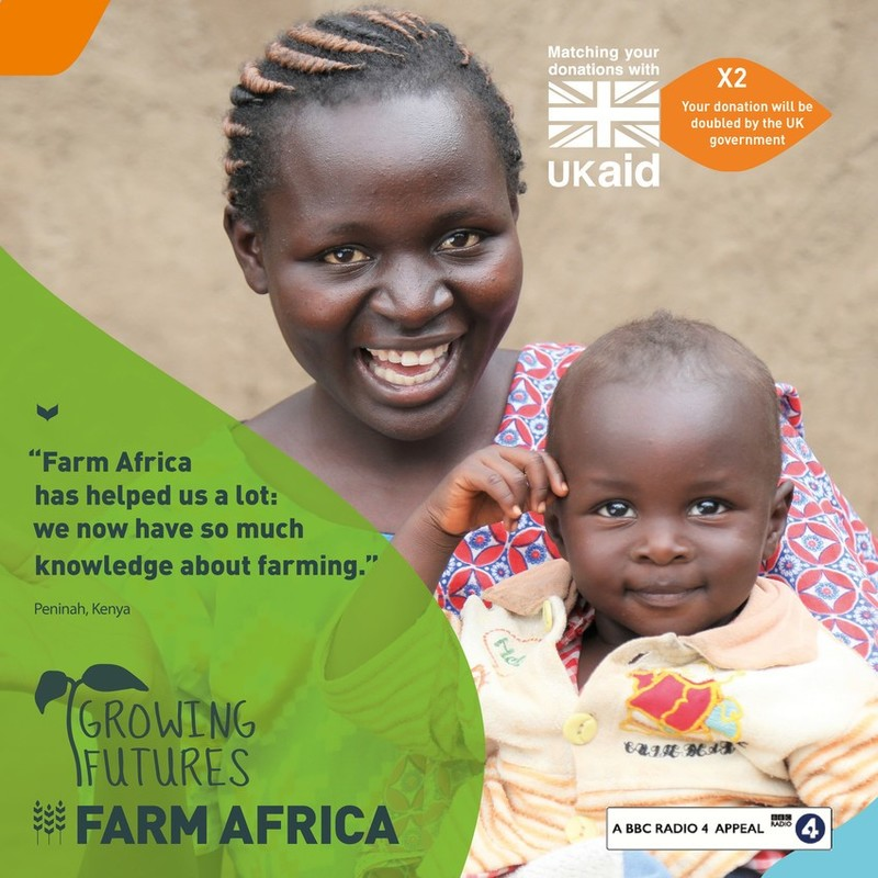 Farm Africa rallies support on #GivingTuesday - 3