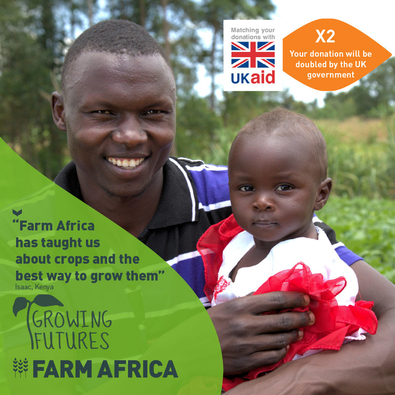 Farm Africa rallies support on #GivingTuesday - 2