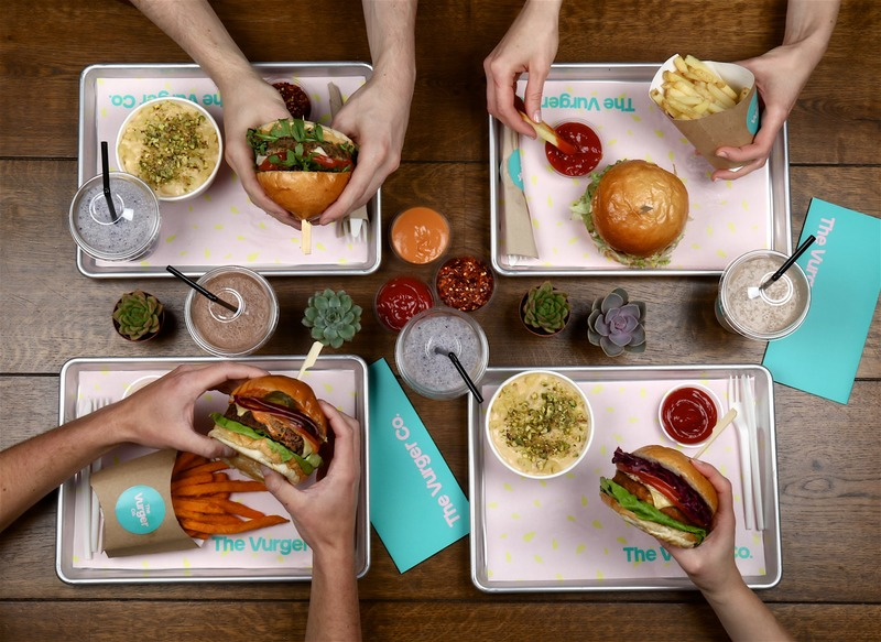 Pioneers in the plant-based fast food market, The Vurger Co, launching first permanent site in Shoreditch on 12 March