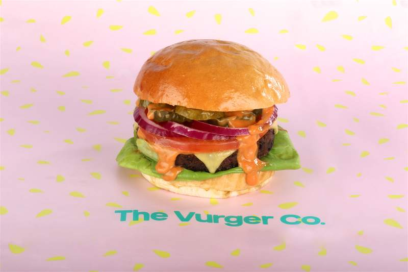 Pioneers in the plant-based fast food market, The Vurger Co, launching first permanent site in Shoreditch on 12 March - 1