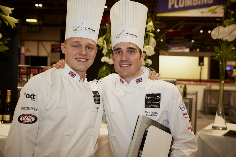 Tom Phillips from Restaurant Story wins U.K. Bocuse d'Or selection
