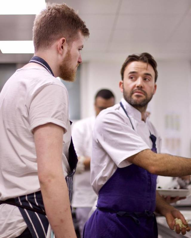 Michelin star chefs cook for fifth annual Meningitis Now Charity Fundraising Dinner